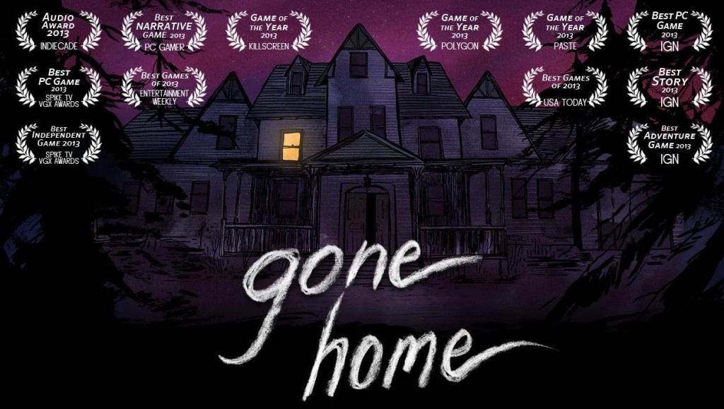 GoneHome Game
